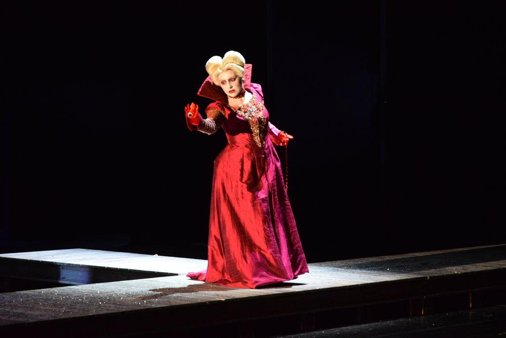 ORFEO, Proserpina, Teatro Ponchielli, Cremona  Credits: Dario Tondelli
