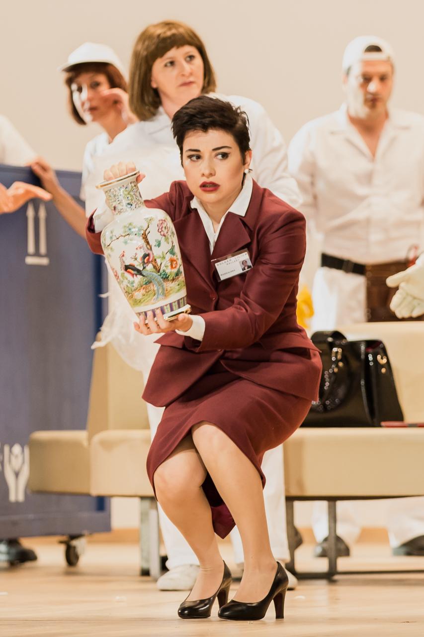 IL VIAGGIO A REIMS, MADDALENA, Teatro dell'Opera di Roma  Credits: Yasuko Kageyama