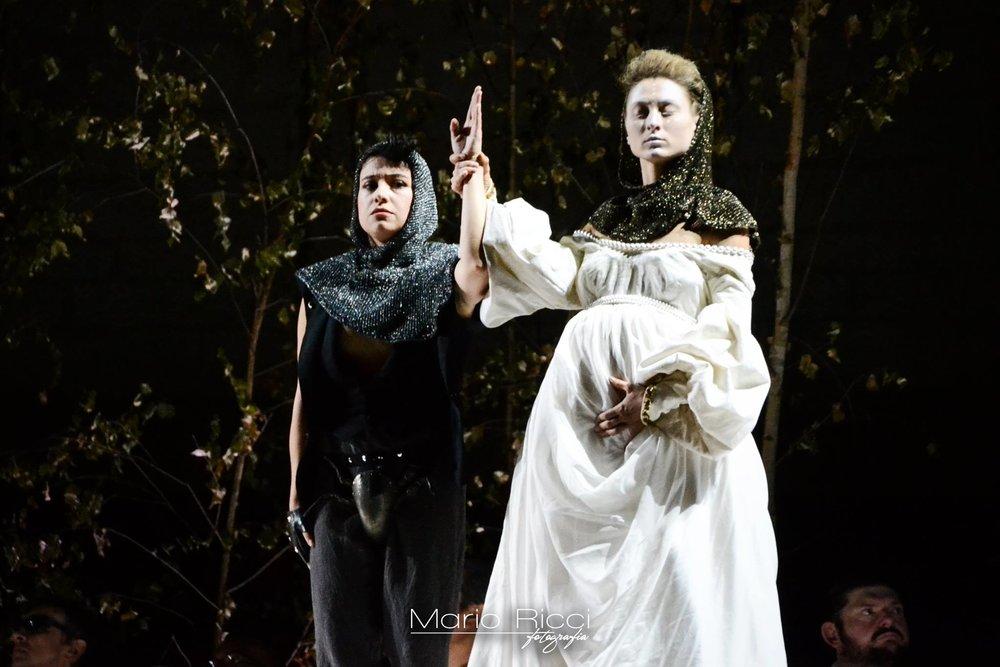 MARGHERITA D'ANJOU, Isaura, Festival della Valle d'Itria, Martina Franca  Credits: Mario Ricci