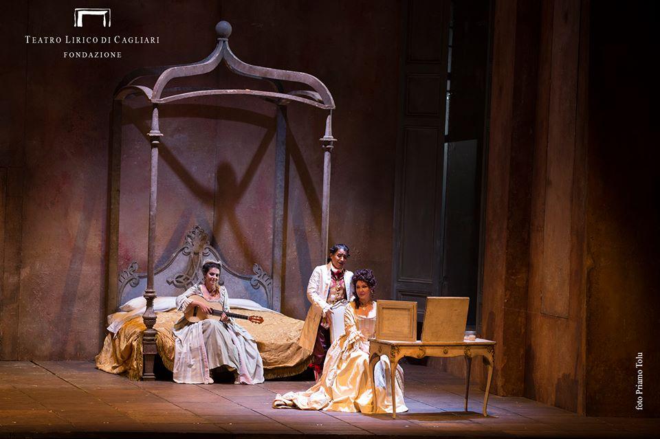 LE NOZZE DI FIGARO, Cherubino, Teatro Lirico d Cagliari, Cagliari  Credits: Priamo Tolu