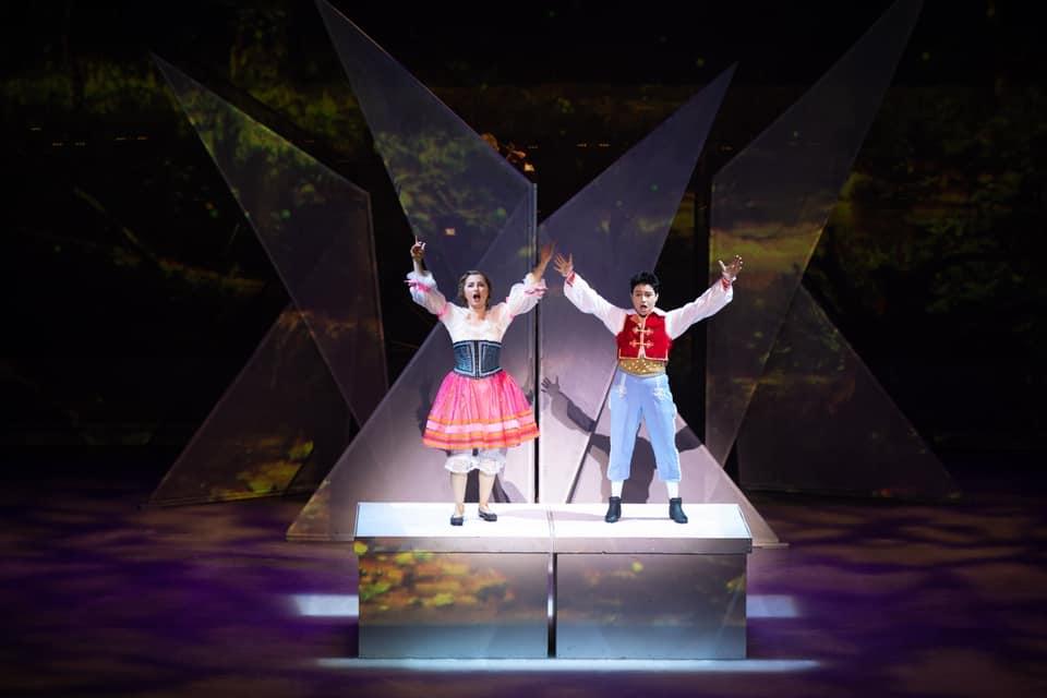 OPERA FESTIVAL ON ICE, Hansel, RoyalOpera House Muscat, Muscat  Credits: Khalid al Busaidi