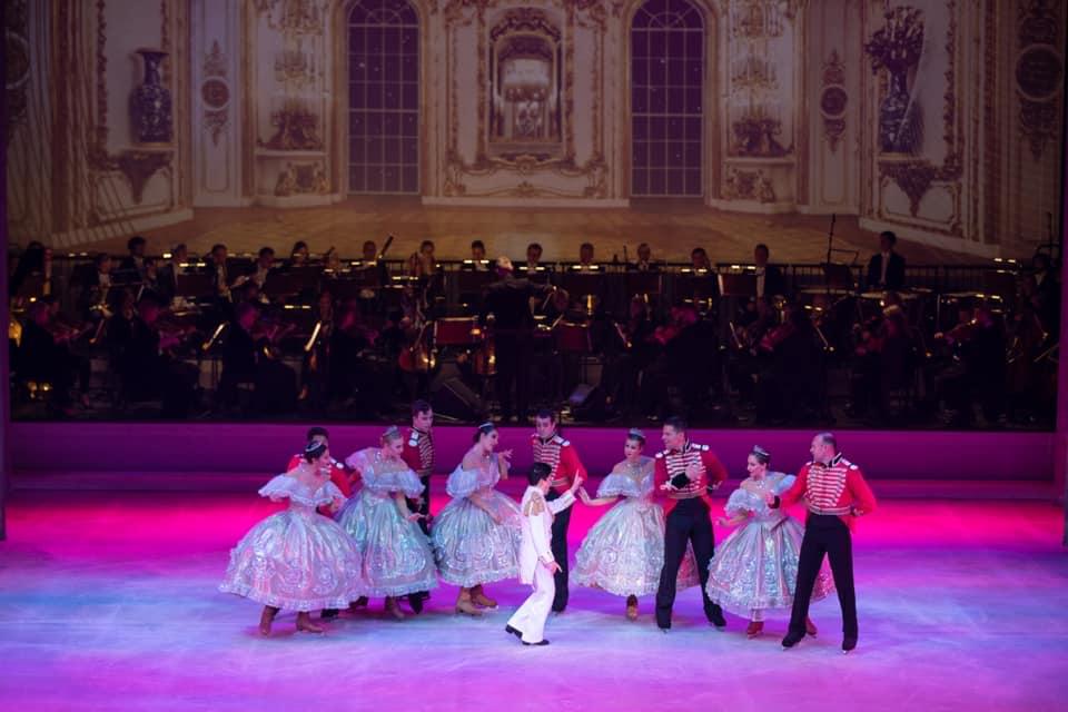 OPERA FESTIVAL ON ICE , Prinz Orlofsky, Royal Opera House Muscat, Muscat  Credits: Khalid al Busaidi