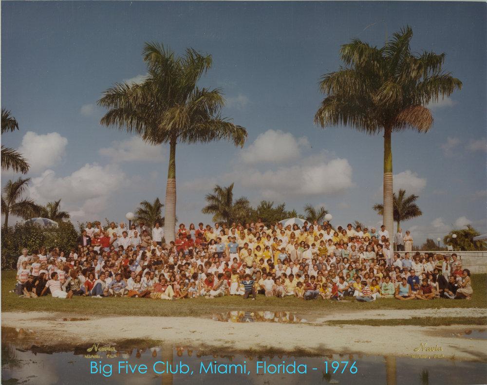 1976 Reunion