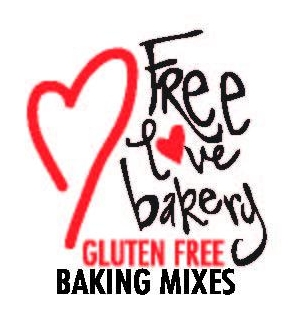 Free Love Bakery Gluten Free Mixes