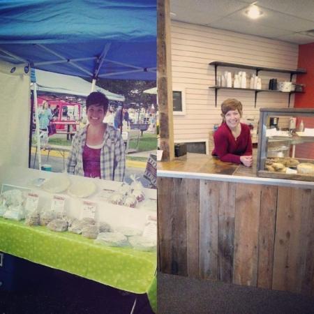 Farmer Market then Storefront!