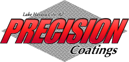 All powder coating is done by Precision Coatings in Lake Havasu City. 928.733.6040