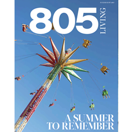 805 Living, July/August 2017