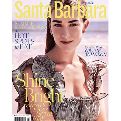 Santa Barbara Magazine, August 2017