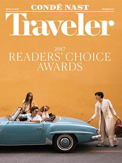 Conde Nast Traveler, November 2017