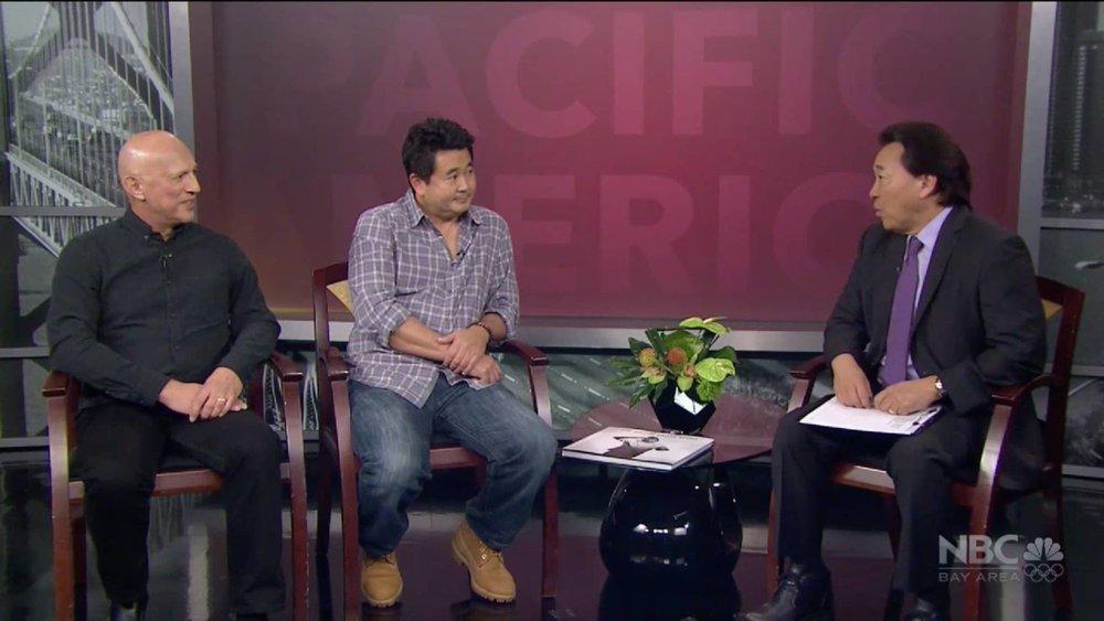 Shane Sato and Robert Horsting on  Asian Pacific America w/ Robert Handa on NBC Bay Area.  WATCH HERE .