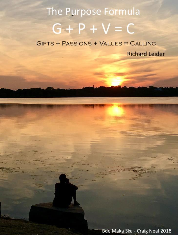 Purpose Formula: Gifts, Passions, Values = Calling