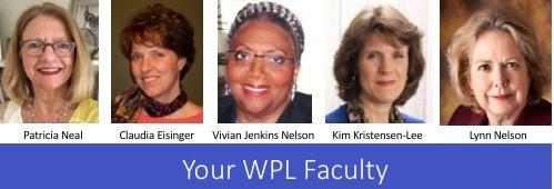 Whole person leadership for women: fall 2018