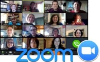 All sessions are live and interactive, use the Zoom virtual platform, and are recorded for post-session viewing.