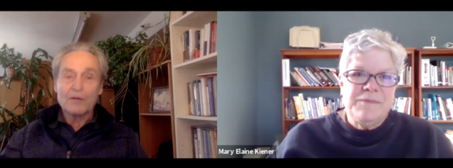 convening, well-being & what it means to be a leader:  Mary elaine kiener