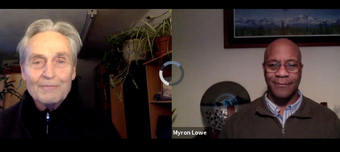 MY JOURNEY INTO TRANSFORMATIONAL LEADERSHIP:  MYRON LOWE