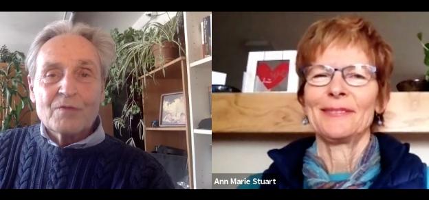 I am a convening leader: a lifelong journey:  Ann Marie Stuart