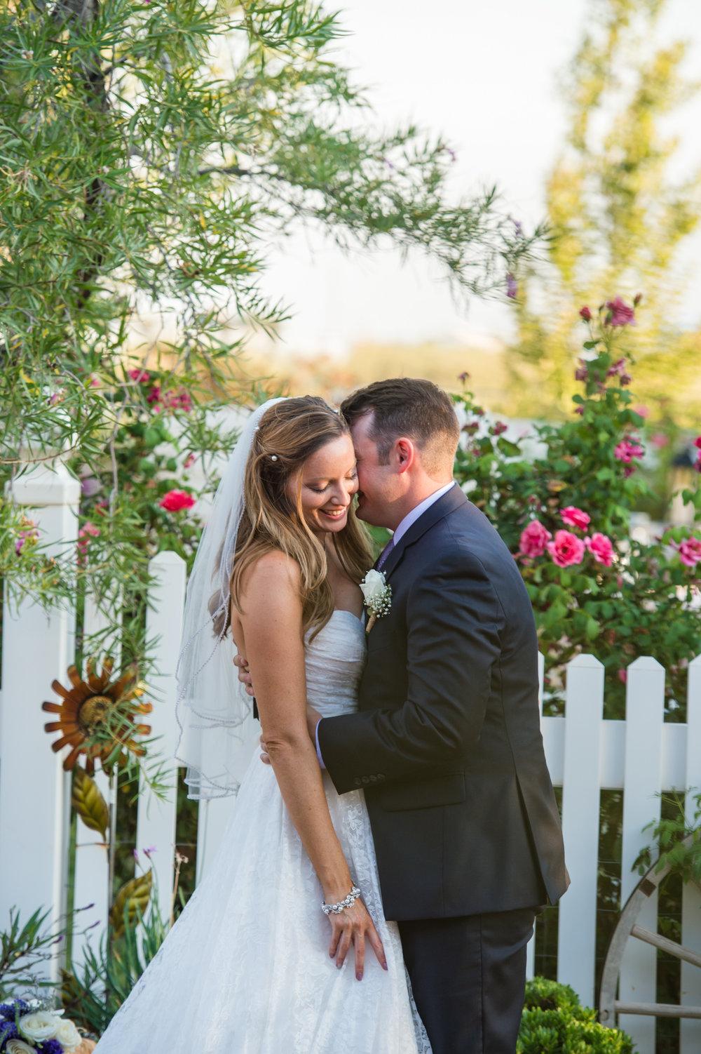 el paso garden wedding
