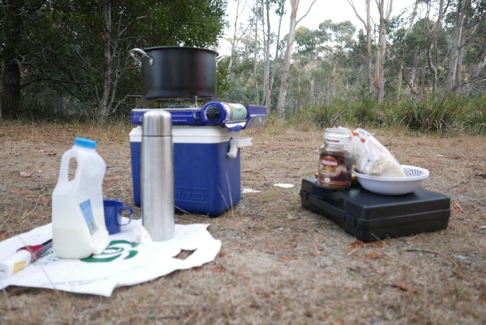 Master Chef camping edition