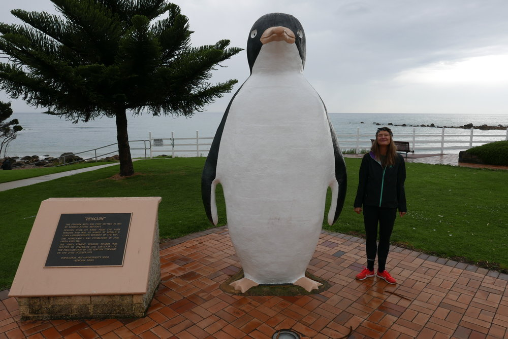 Two Penguins at Penguin