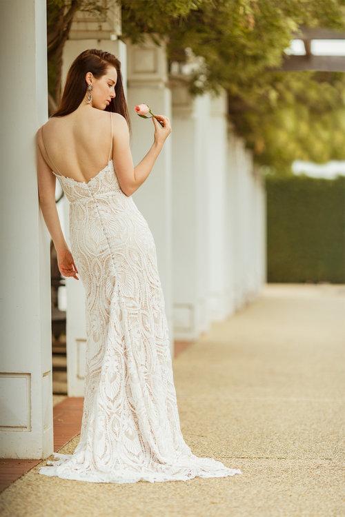 MEMPHIS- Bridal Gown — Sarah Joseph Couture