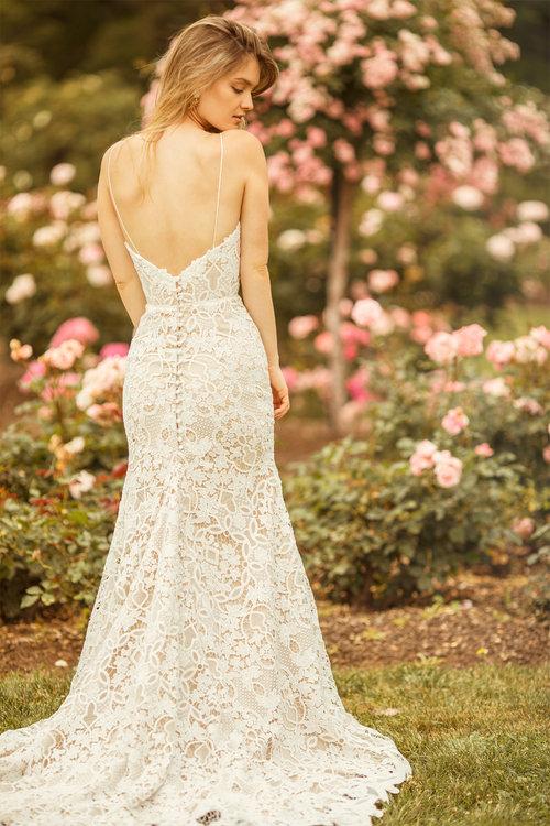 BLOSSOM-Wedding Dress — Sarah Joseph Couture