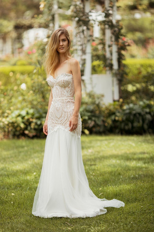 Garden Wedding Dresses