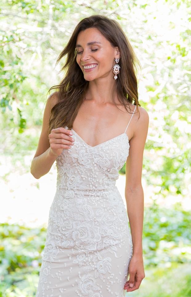 Beaded Wedding Dres, Lace Wedding Giwn, Designer Wedding Dress, Online  Wedding Dress Shop