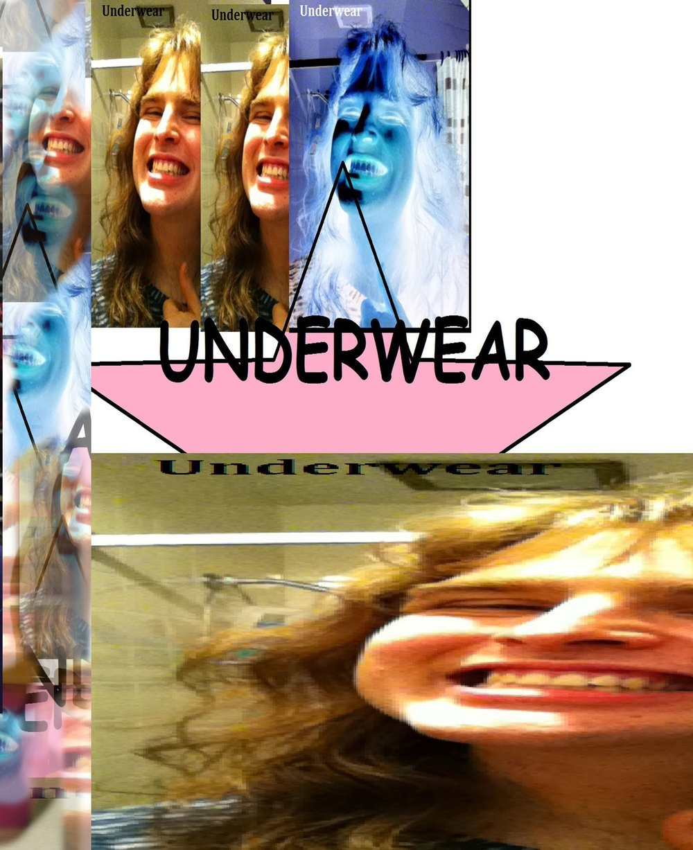 CD: Underwear / Self-Titled - $5Includes download code.