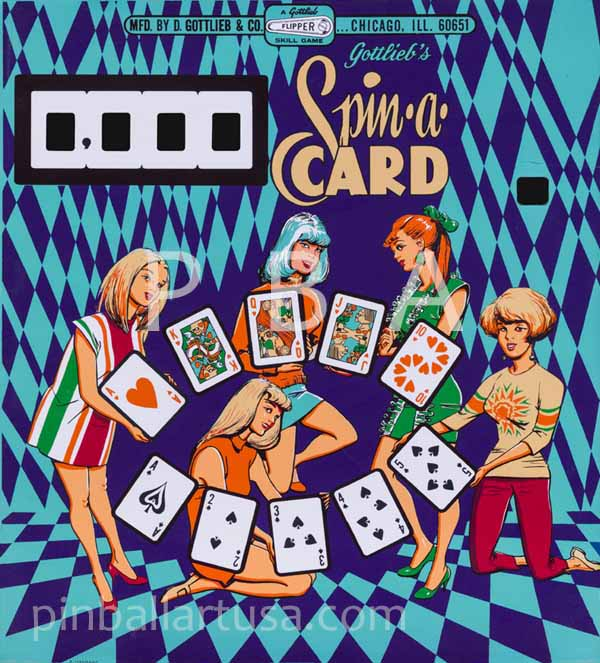 Spin-a-Card