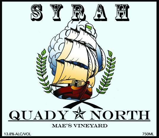 Quady North Flagship label