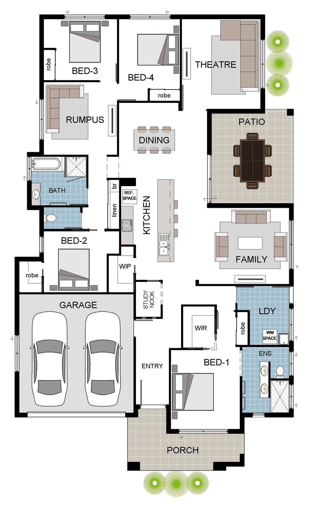 ENTERTAINER 1A - Coloured Floor Plan.jpg