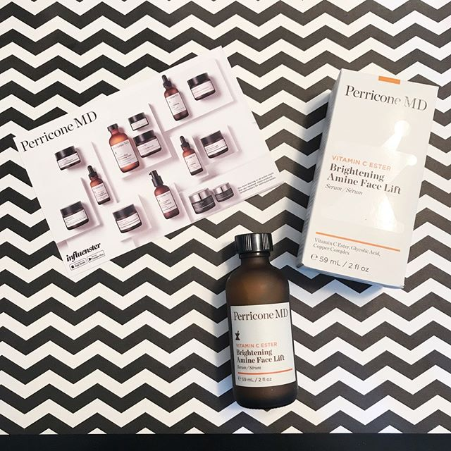 Thrilled to try Perricone Md Brightening Amine Fave Lift from @influenster! I love getting free products in exchanges for my honest review #skincare #skincareaddict #skin #antiaging #instaskincare #skincareobsessed #beautycare  #skincareluxury  #beautyskin  #beautyproduct #skincarereview #skincareblogger