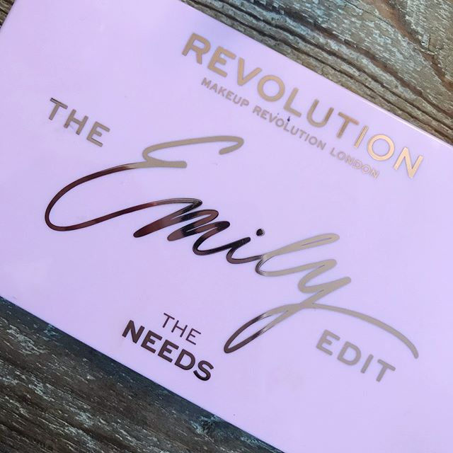The Emily Edit: The Needs Palette. Is it really a need?! Find out on my blog. Link in bio.  #theamateuresthetician #review #beautyreviews #blogger #beautyblogger  #makeup #makeupjunkie #makeupaddict #instabeauty #makeupcollection #makeupflatlay #makeupaddicted #wakeupandmakeup #makeupoftheday #Beautygram #beautyjunkie #fiercesociety  #instabeauty #ulta #ultabeauty #ultarewards #theemilyedit #makeuprevolution