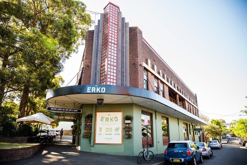 the erko building