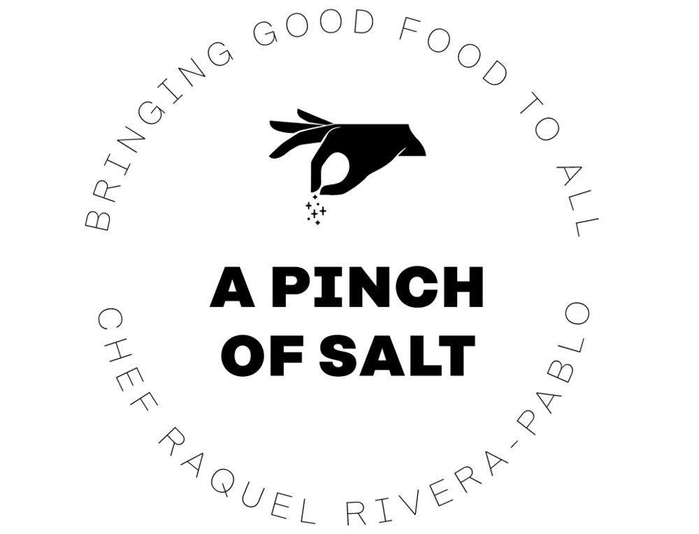 Copy of A Pinch of Salt