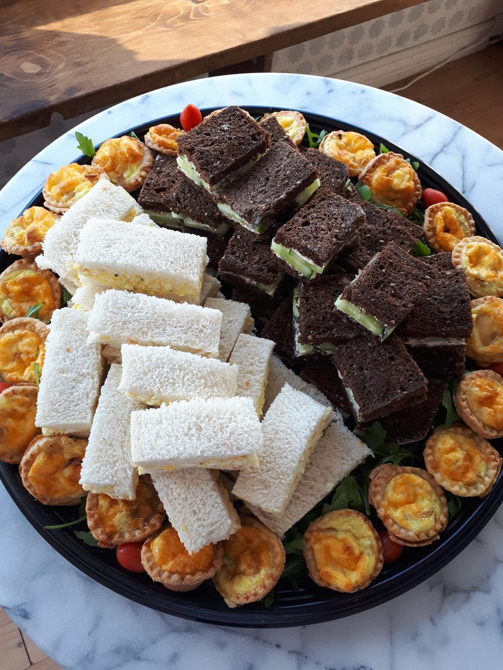 catering vegetarian vegan lasalle