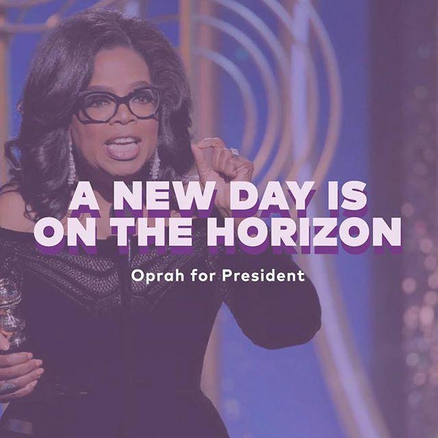 #oprah2020