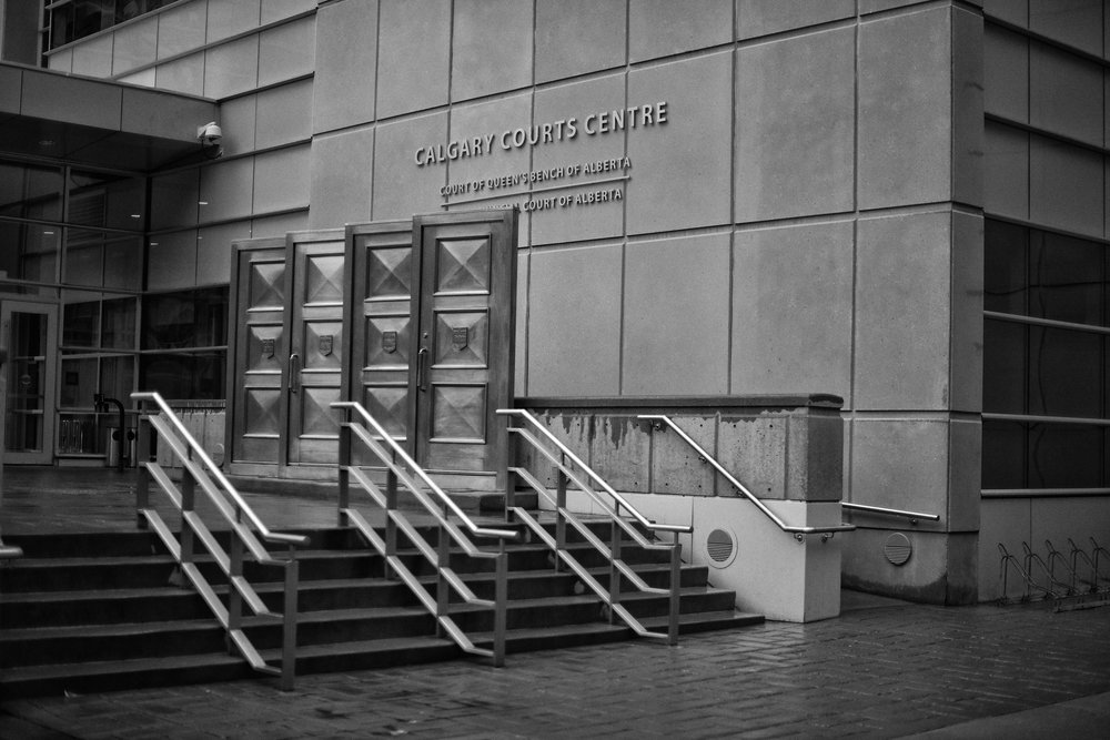 Litigation Calgary Court