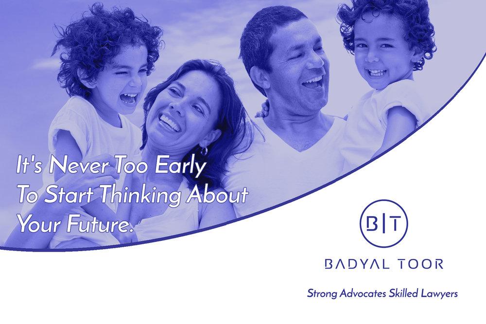 happy family | Badyal Toor Law