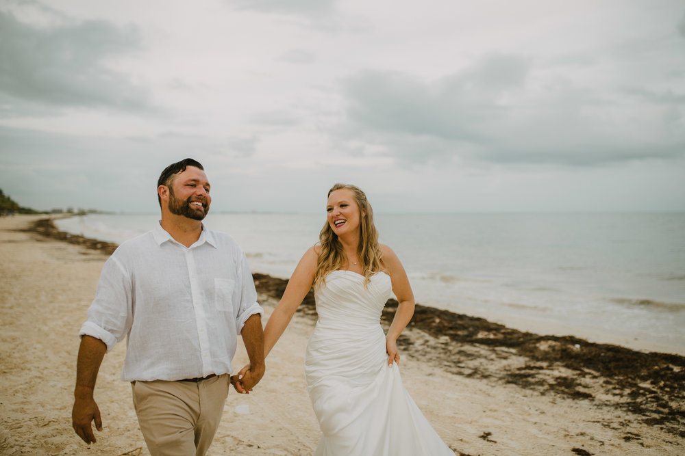 Destination Wedding in Cancun, Mexico