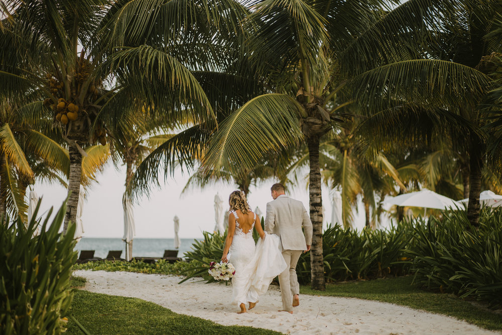 Royalton Riviera Cancun Destination Wedding