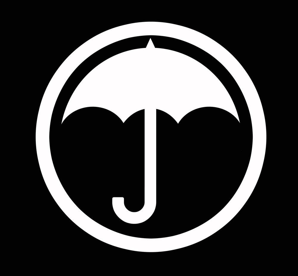 Umbrella (White on Black).jpg
