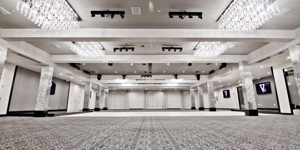 White Ballroom -