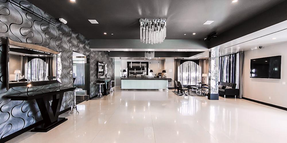 Lower Lobby -