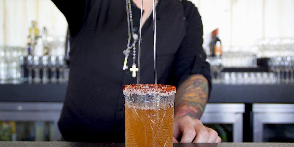 Bar Service -