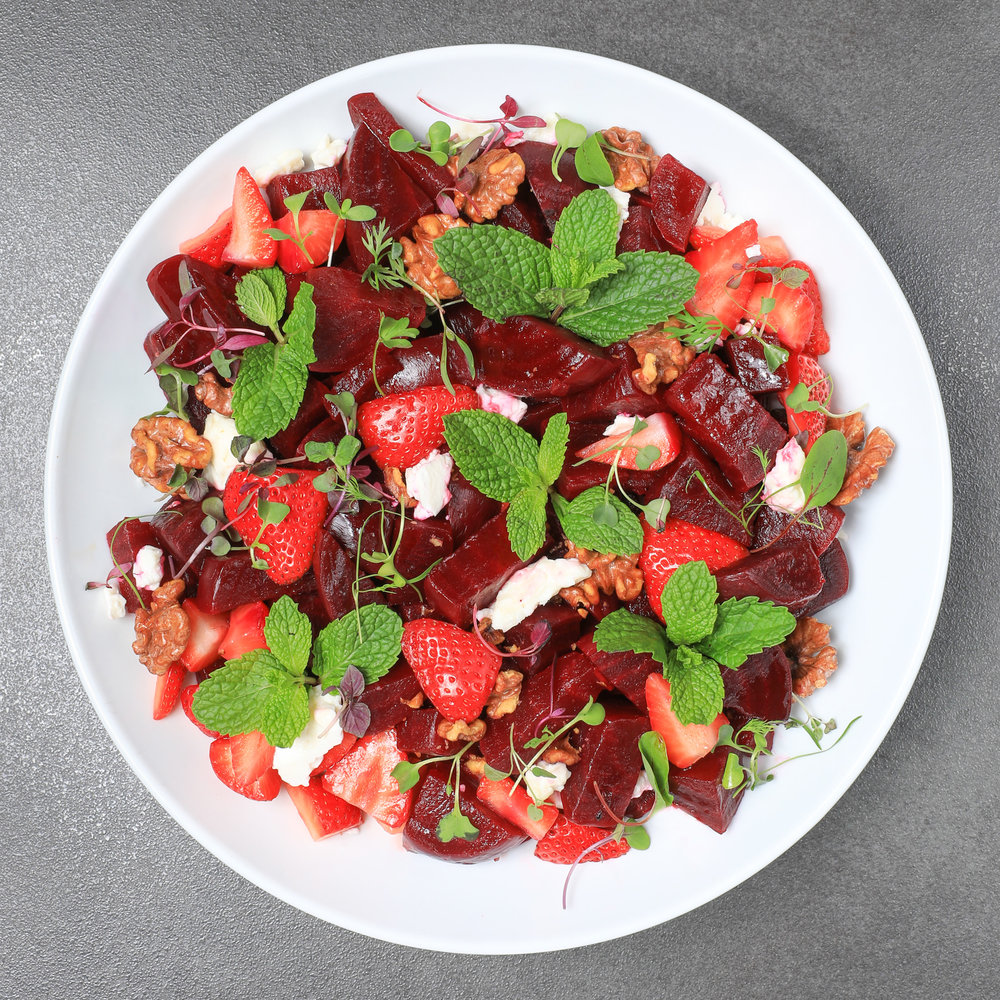 Beet & Berry Salad