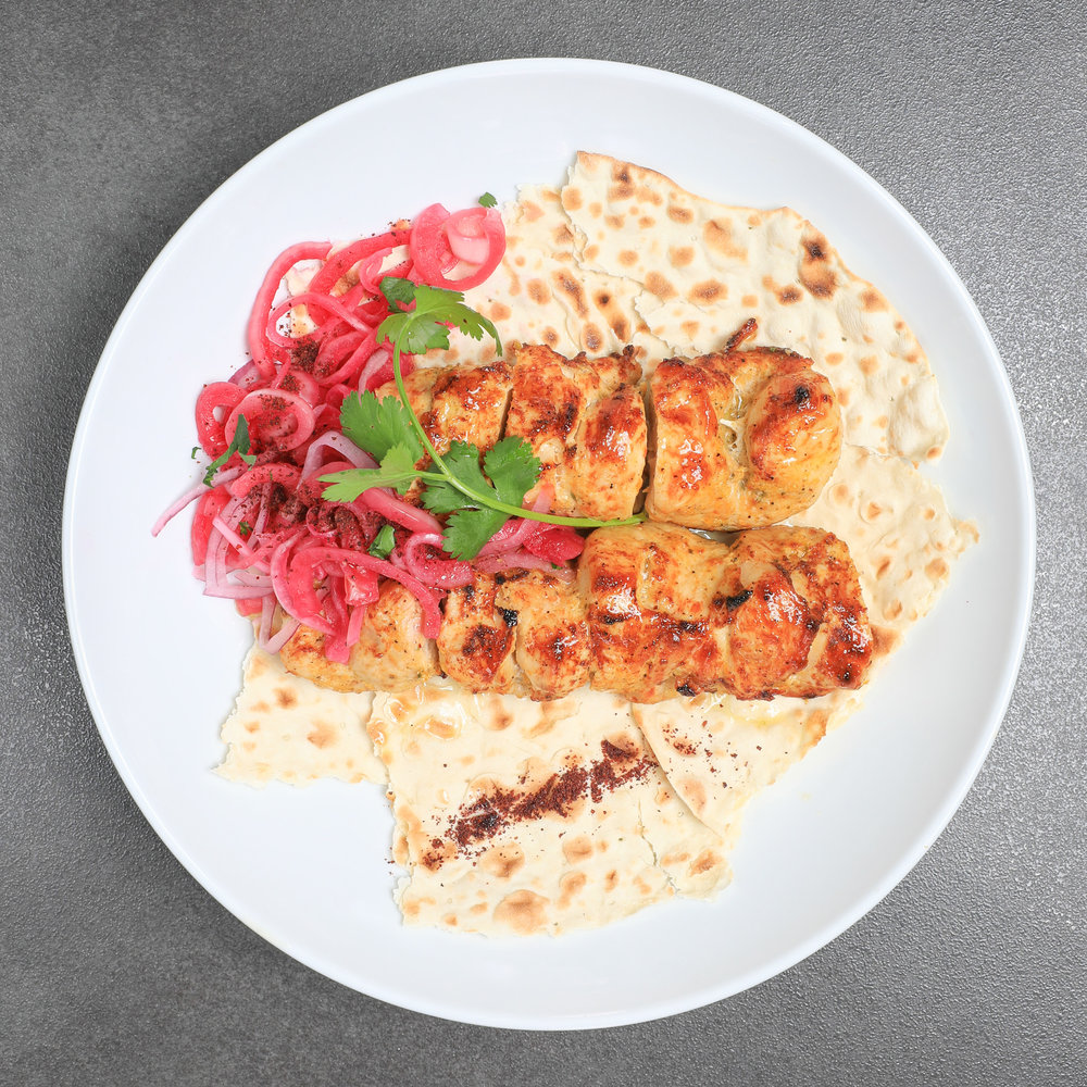 Citrus Chicken Kabob
