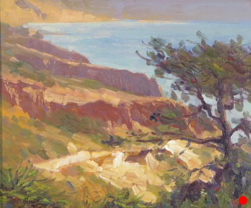 Torrey Pines View of Lajolla