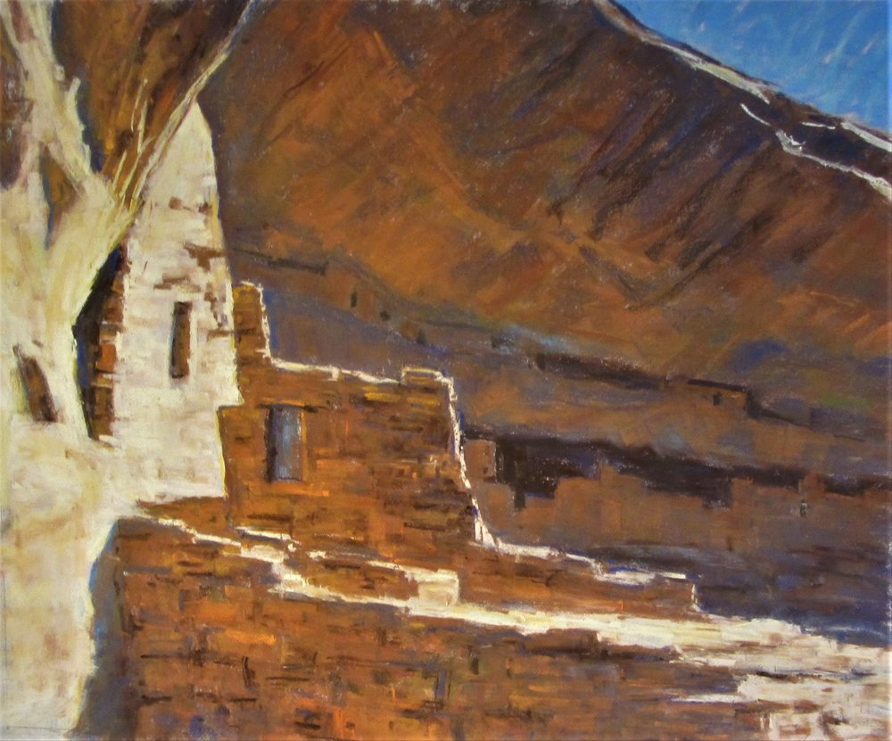 Canyon of the Ancients-SOLD