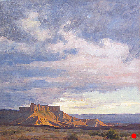 Clouds and Mesa-SOLD